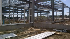 Steel Building Construction - Atkinson Construction